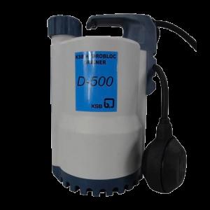 Bomba KSB Hydrobloc Drainer