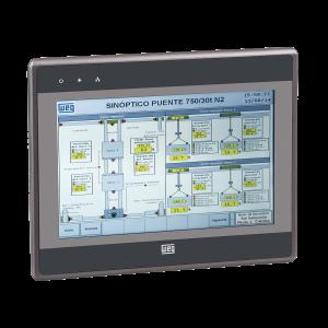 Interface de Operação MT8000