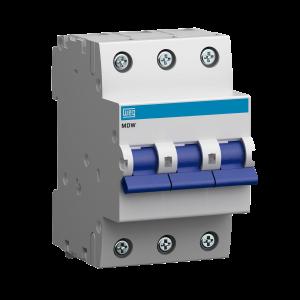 Minidisjuntor MDW 3 Polos